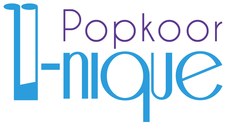 Popkoor U-nique Logo